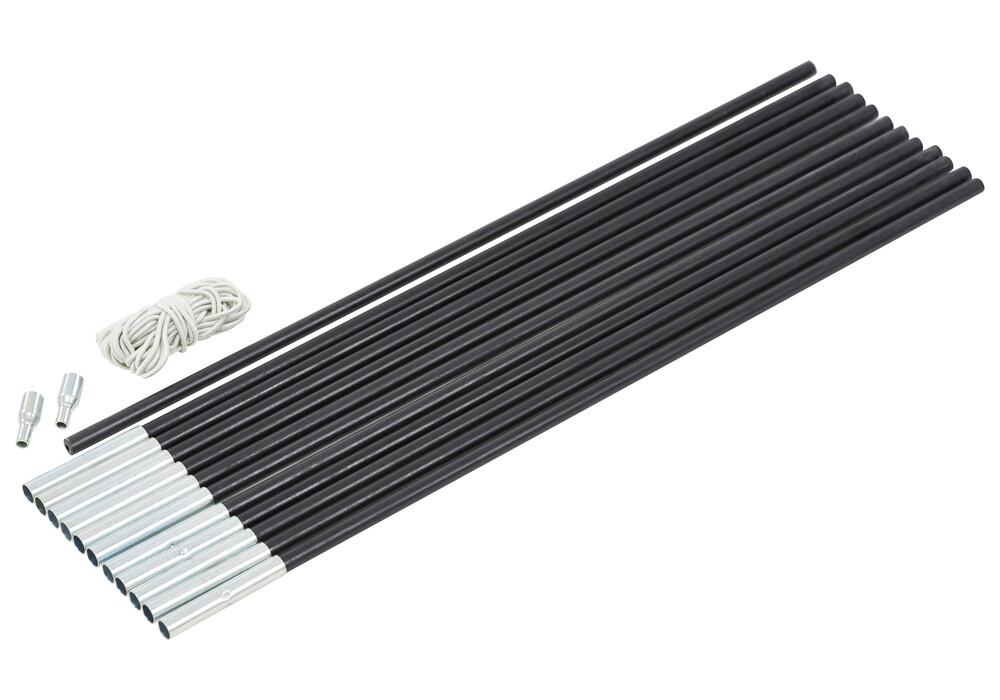Campz varillas para tienda fibra de vidrio 6m x 9mm - Varillas fibra de vidrio ...