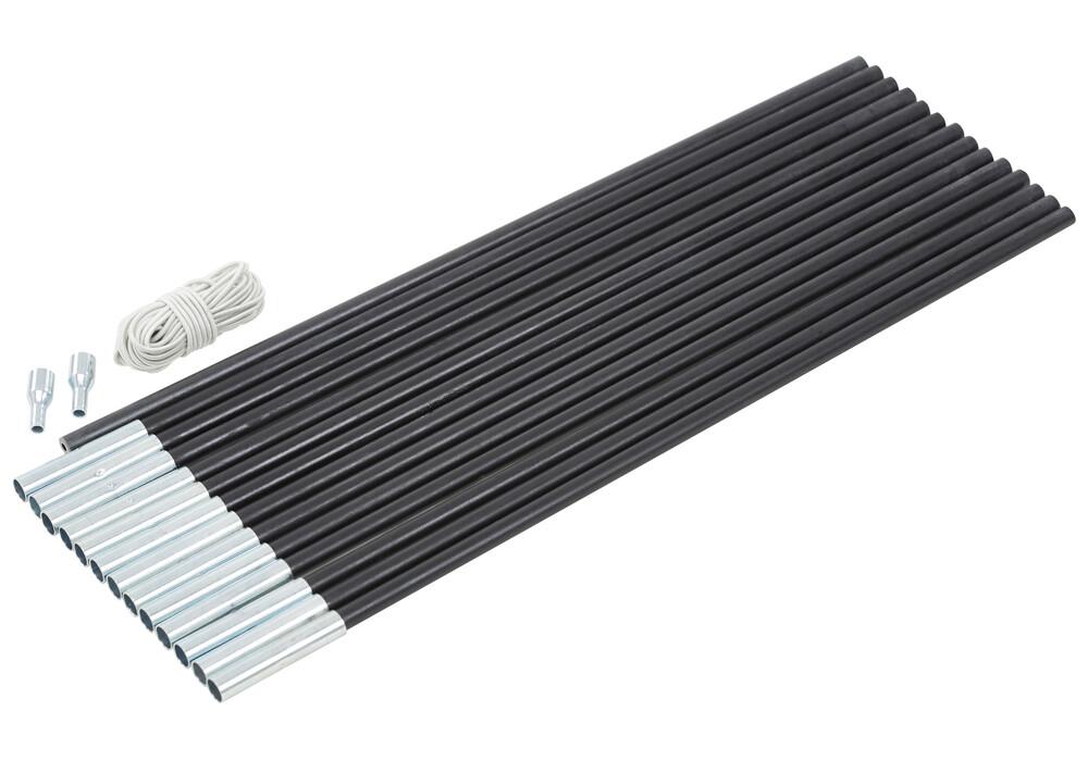 Campz varillas para tienda fibra de vidrio 7m x 11mm - Varillas fibra de vidrio ...