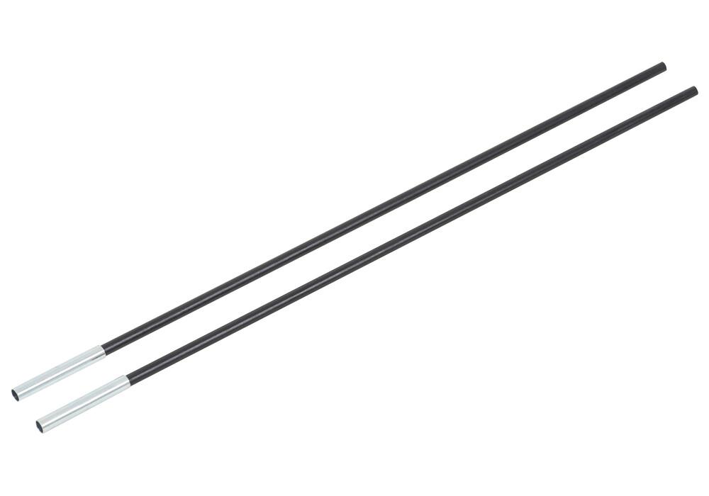 Campz varillas para tienda fibra de vidrio 0 55m x 8mm - Varillas de fibra de vidrio ...