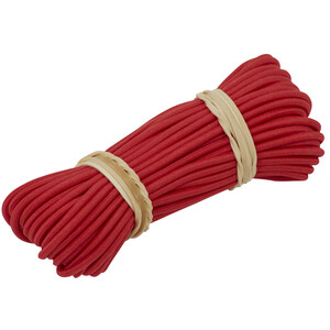 CAMPZ Línea Goma Repuesto 2,2mm x 10m, rojo rojo