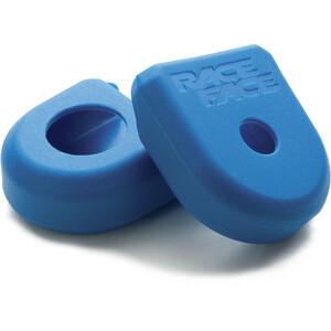 Race Face Crank Boot Petit, bleu bleu