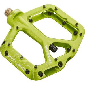 Race Face Atlas Pedale grün grün