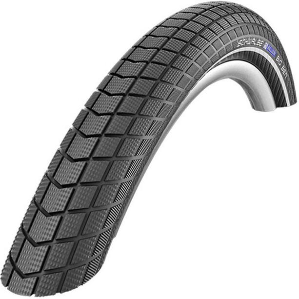 "SCHWALBE Big Ben Clincher Tyre Active 27.5"" K-Guard Twin Svart"