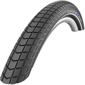 SCHWALBE Big Ben Active 27.5 Inch K Guard, Twin, wired ブラック
