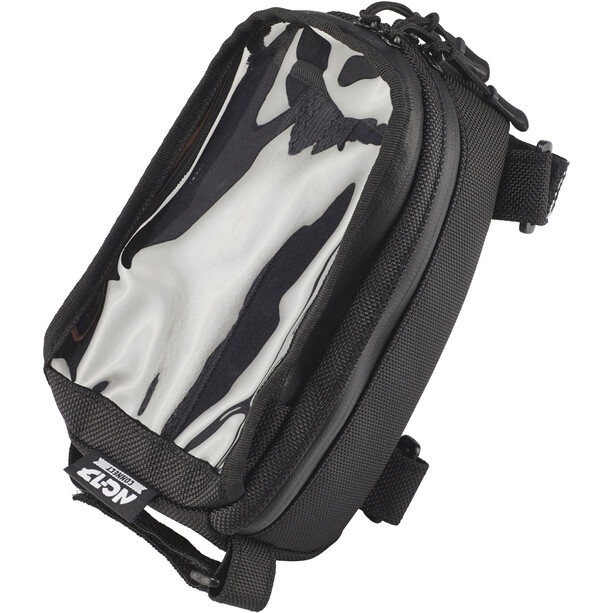 NC-17 Connect Smartphone Top Tube Bag black
