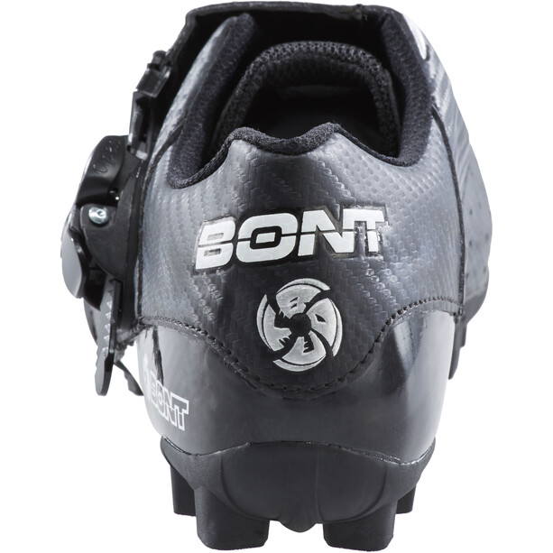 Bont Riot Shoes Herr black