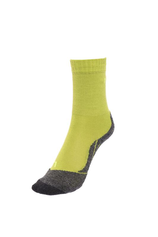 Falke TK2 Socks Kids lime 31-34 Wasserdichte Socken