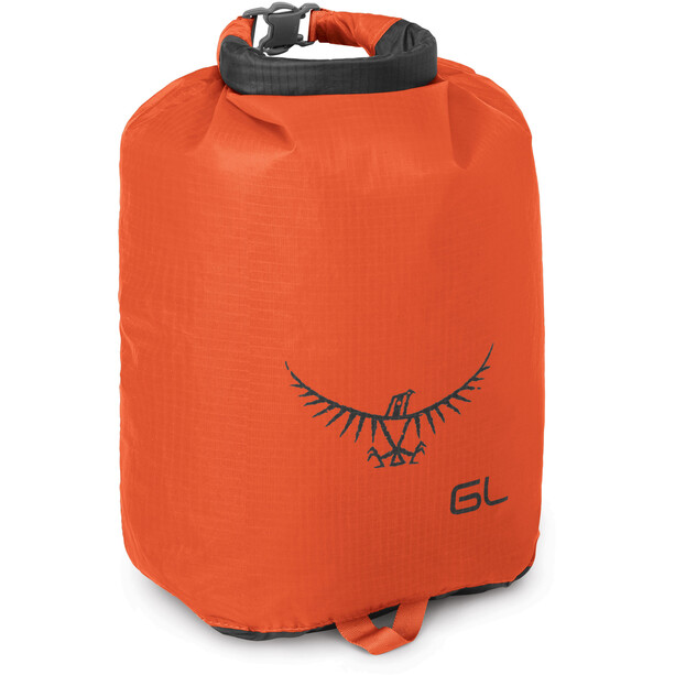 Osprey Ultralight DrySack 6 poppy orange