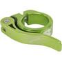Sixpack Menace Sattelklemme Ø31,8mm electric-green