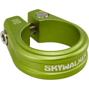 Sixpack Skywalker Saddle Clamp Ø31,8mm electric-green electric-green