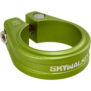 Sixpack Skywalker Sattelklemme Ø34,9mm electric-green electric-green