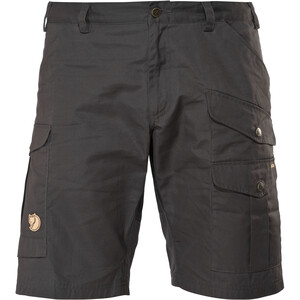 Fjällräven Barents Pro Shorts Herren dark grey/black dark grey/black