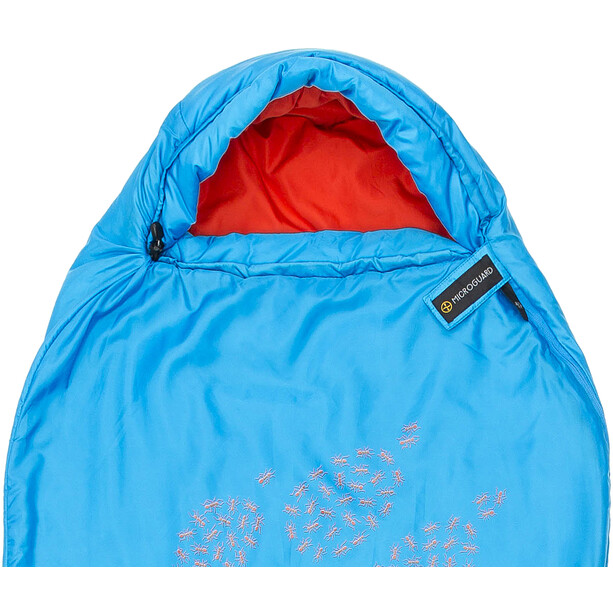 Jack Wolfskin Grow Up Sac de couchage Enfant, brilliant blue