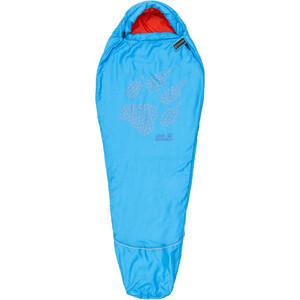 Jack Wolfskin Grow Up Schlafsack Kinder brilliant blue brilliant blue
