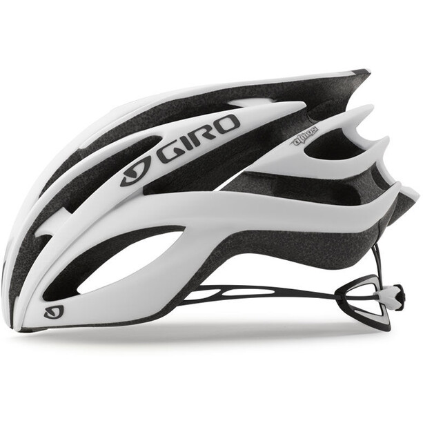Atmos II ヘルメット マット ホワイト/ブラック
