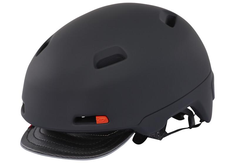 Giro Sutton hjelm Svart 51-55 cm 2016 Hjelmer
