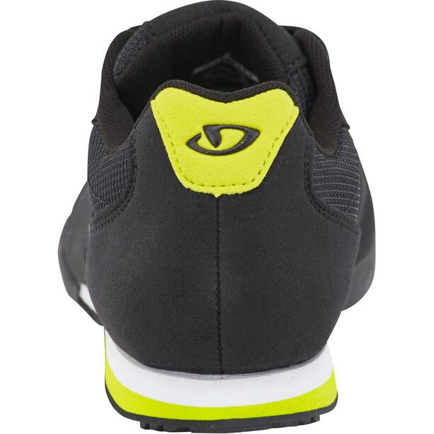 Giro Petra VR Schuhe Damen black/wild lime