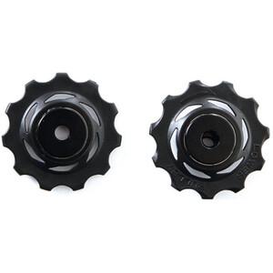 SRAM X0/X9/X7 Schaltrollen-Set schwarz schwarz