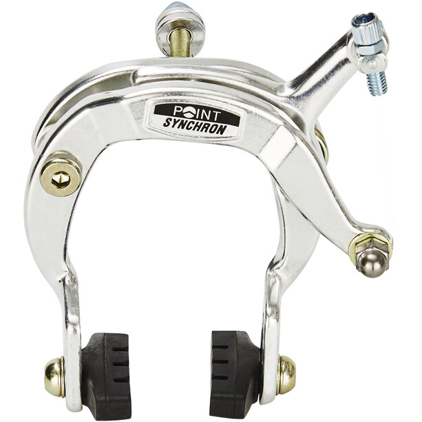 Point Side brake Caliper Front wheel grey