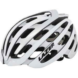 Lazer Z1 Helm weiß weiß