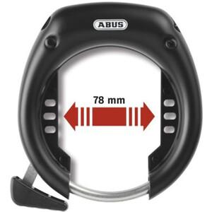 ABUS Shield 5650 L R OE Rahmenschloss schwarz schwarz