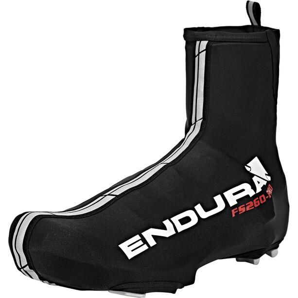 Endura FS260-Pro Lycra Überschuhe schwarz
