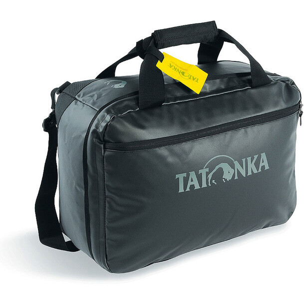Tatonka Flight Barrel Reisetasche black