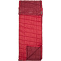 VAUDE Navajo 900 Syn Sac de couchage, dark indian red