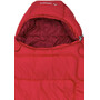 VAUDE Sioux 800 Syn Schlafsack dark indian red