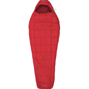VAUDE Sioux 800 Syn Schlafsack dark indian red dark indian red