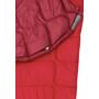 VAUDE Sioux 800 S Syn Sac de couchage Femme, dark indian red