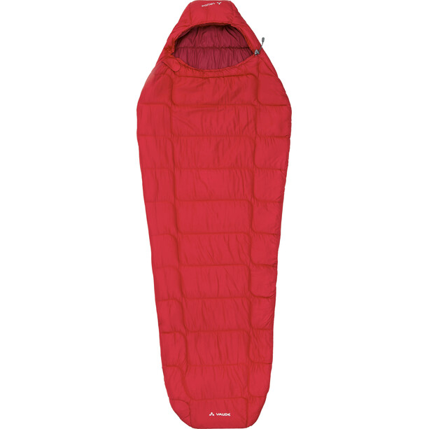 VAUDE Sioux 800 S Syn Schlafsack Damen dark indian red