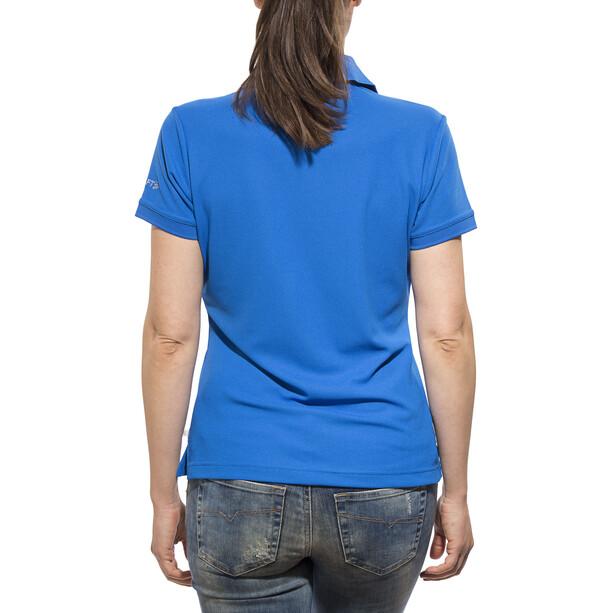 Craft Classic Pique Damen blau