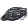 UVEX Oversize Helm black mat-silver