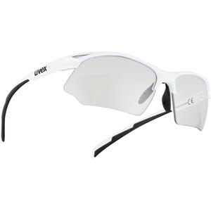 UVEX Sportstyle 802 V Brille weiß weiß