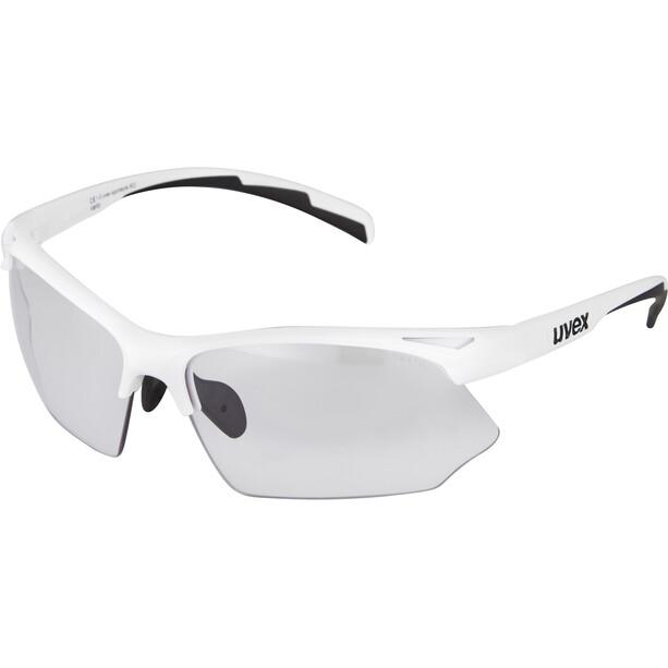 UVEX Sportstyle 802 V Brille weiß