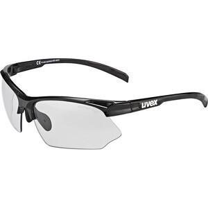 UVEX Sportstyle 802 V Sportbrille black black
