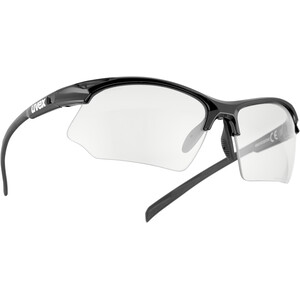 UVEX Sportstyle 802 V Brille schwarz schwarz