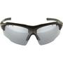UVEX sportstyle 107 Brille black mat/litemirror silver