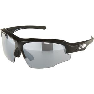UVEX sportstyle 107 Brille black mat/litemirror silver black mat/litemirror silver