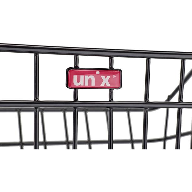Unix Coletto Hinterradkorb schwarz