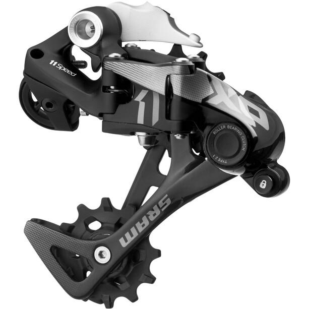 SRAM X01 Type 2.1 Schaltwerk 11-fach langer Käfig schwarz