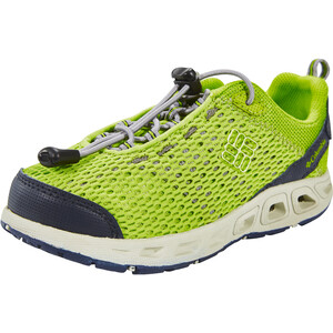 Columbia Drainmaker III Chaussures Enfant, vert vert
