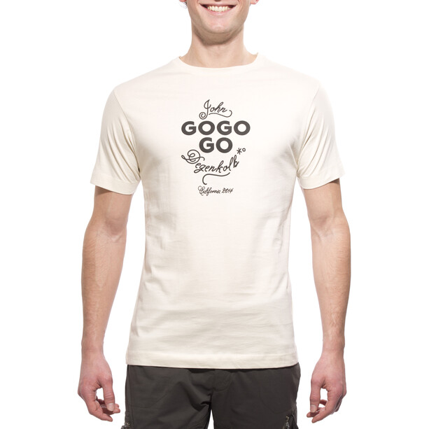 guilty 76 racing gogogo Dege California Shirt Herren creme