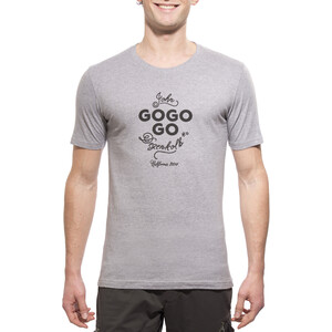 guilty 76 racing gogogo Dege California Shirt Herren grey grey