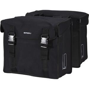 Basil Kavan Double Pannier Bag 45l black black