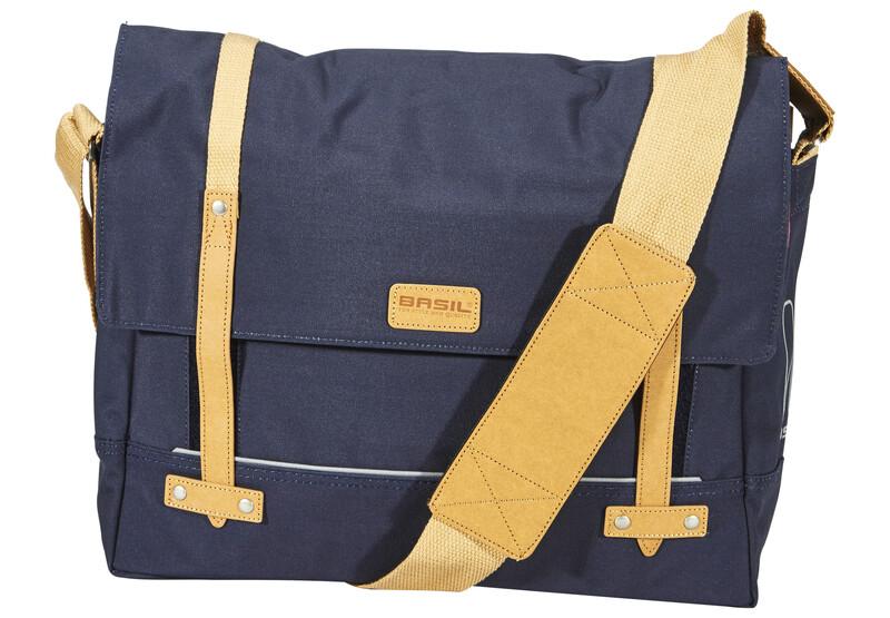 Portland Messenger Tasche dunkelblau 2017 Gepäckträgertaschen