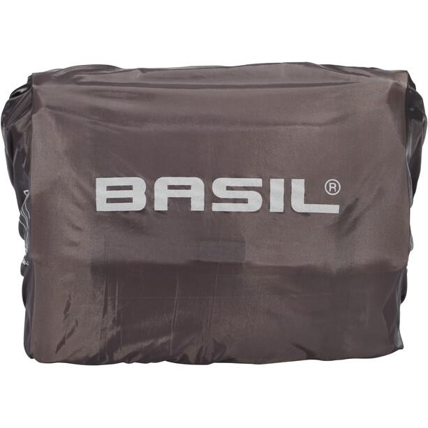 Basil Portland Messenger Gepäckträgertasche 20l creme