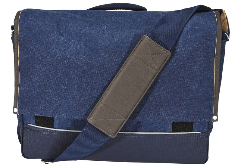 Urban Fold Messenger Tasche dunkel denim blau 2017 Gepäckträgertaschen