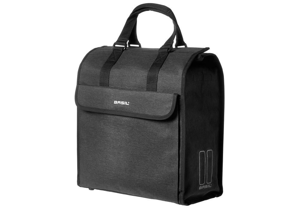 Basil mira sac porte bagages noir boutique de v los for What does porte mean